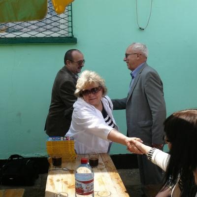 Spotkanie z działkowcami w Piekarach Śląskich